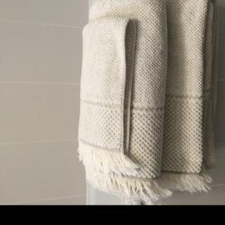 Serviette pour ma salle de bain. (Blog Zôdio)
