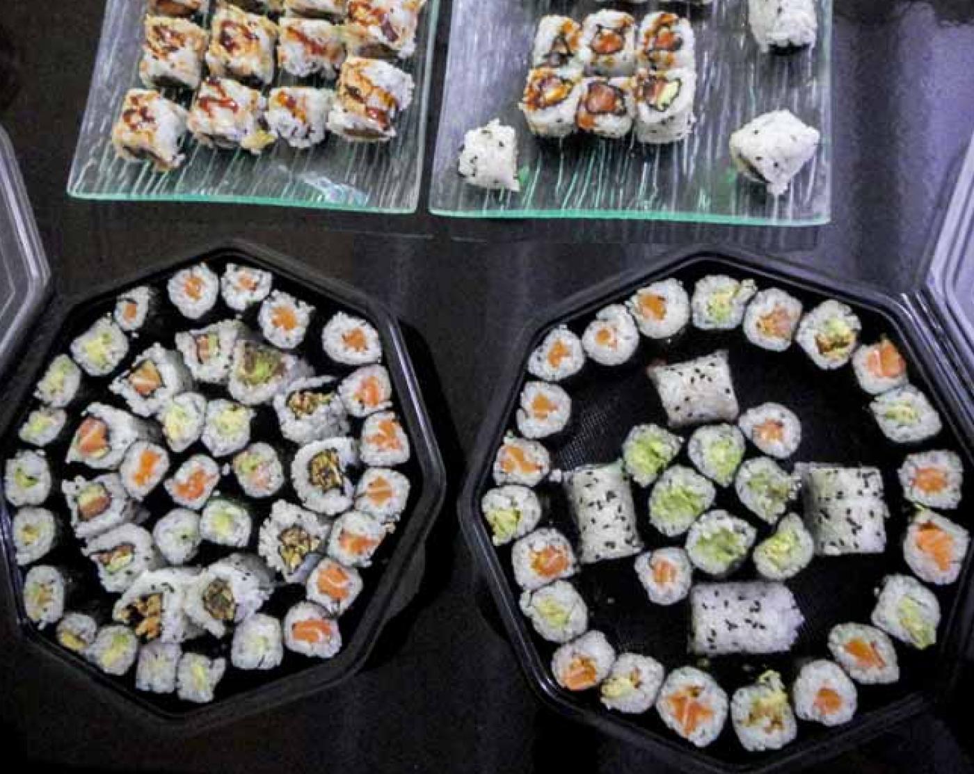 Sushis addict