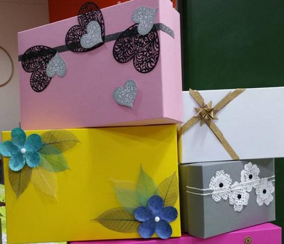 J'ai testé pour vous les boîtes cadeaux personalisables et recyclables