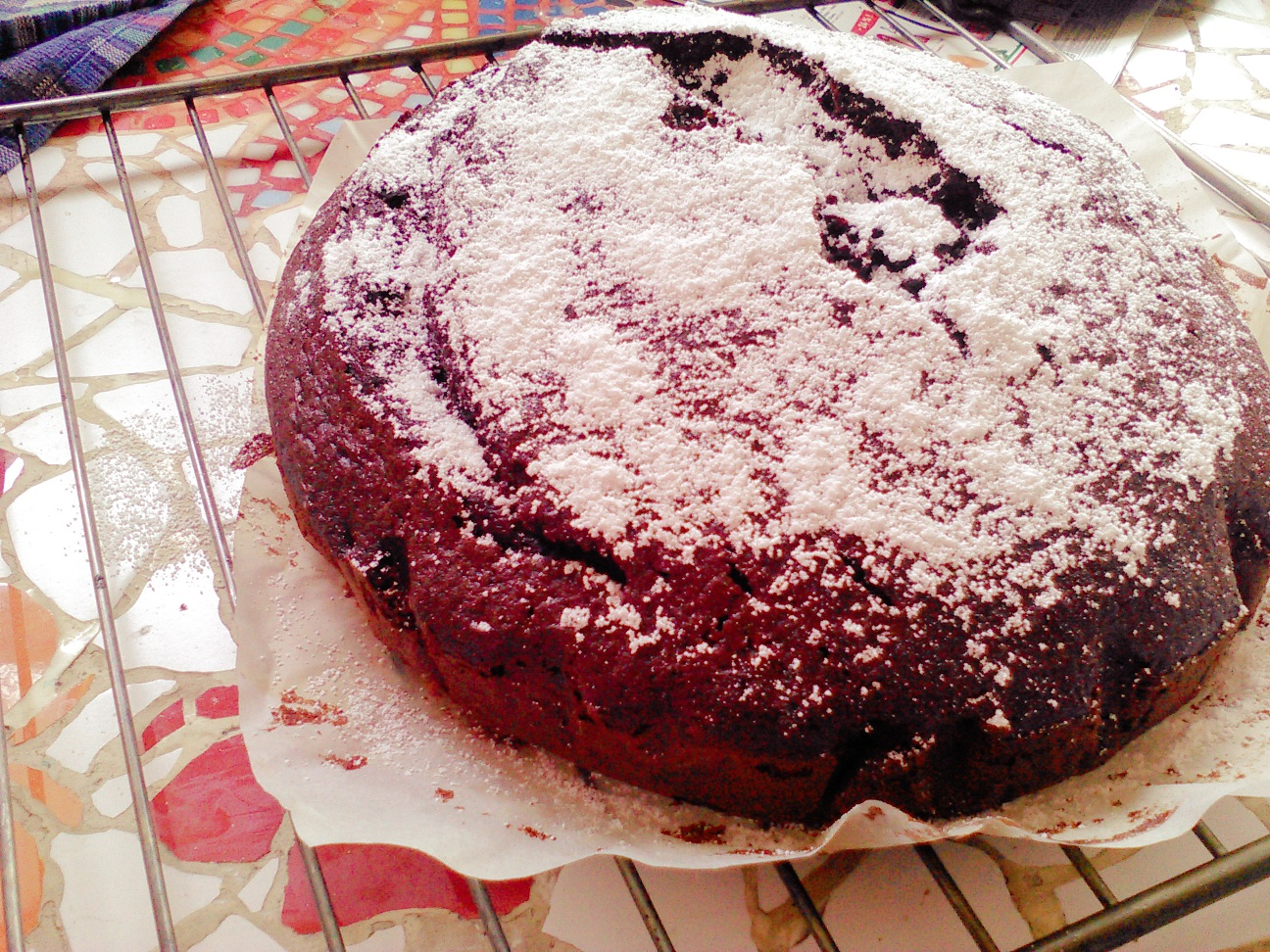 Mon Guinness Cake made in Eire <3