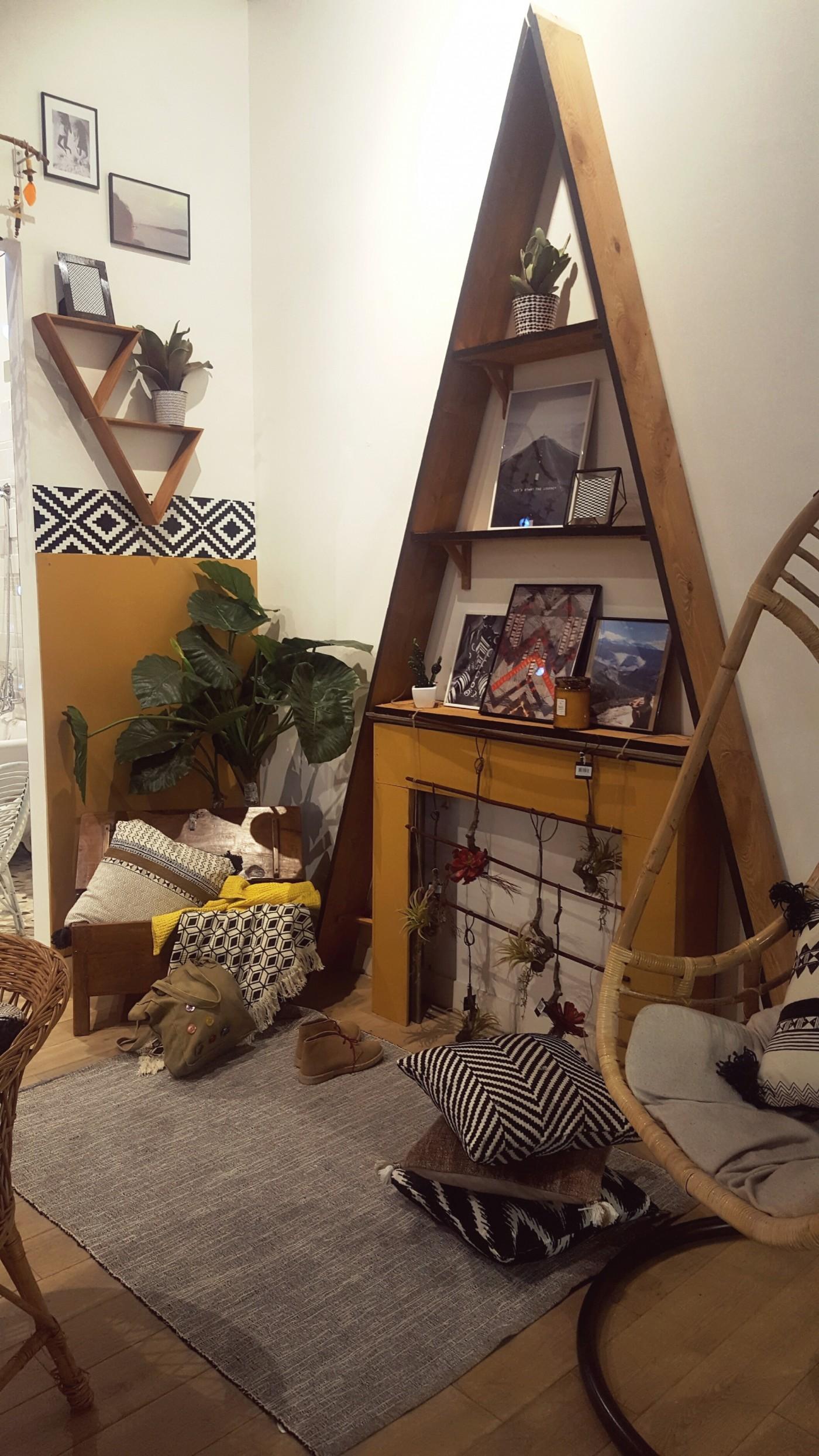 Nouveau d clic ethnocraft dans le salon blog z dio for Miroir zodio