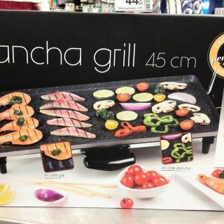 J'ai testé pour vous la plancha grill effet pierre de chez Secret de gourmet (JJA)