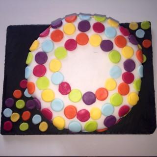J'ai testé pour vous le Rainbow Cake du magalogue !