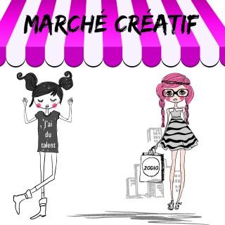 Le marché créatif 2016 chez Zôdio!!