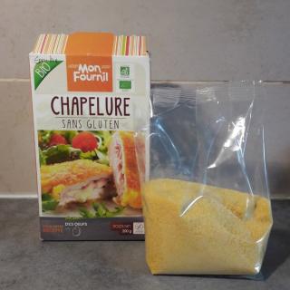"""J'ai testé pour vous la Chapelure Sans Gluten """"Mon Fournil"""""""