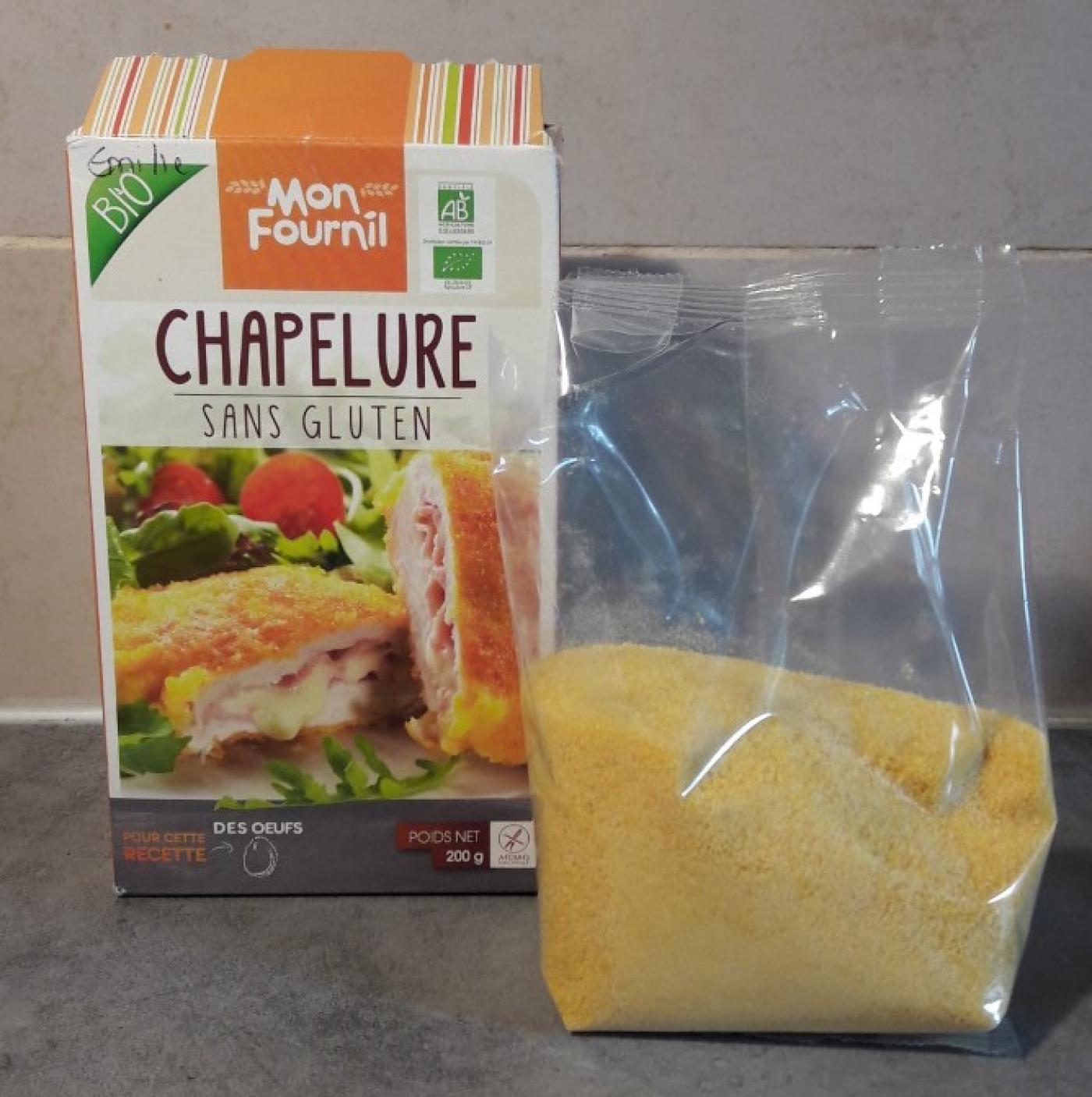 J'ai testé pour vous la Chapelure Sans Gluten