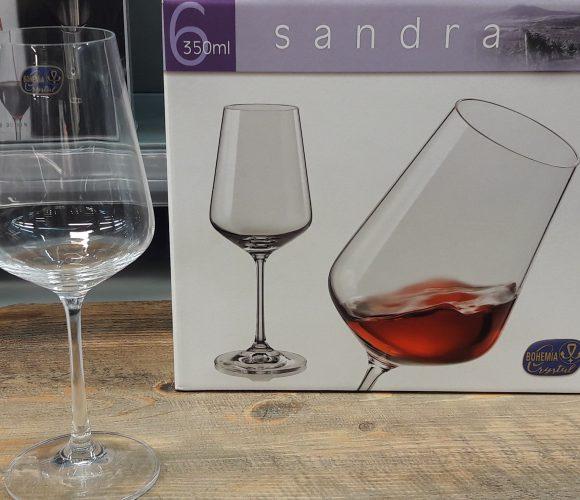 J'ai testé pour vous les verres à vin Sandra