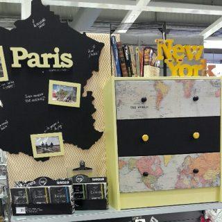DIY : j'affiche mes souvenirs de vacances !