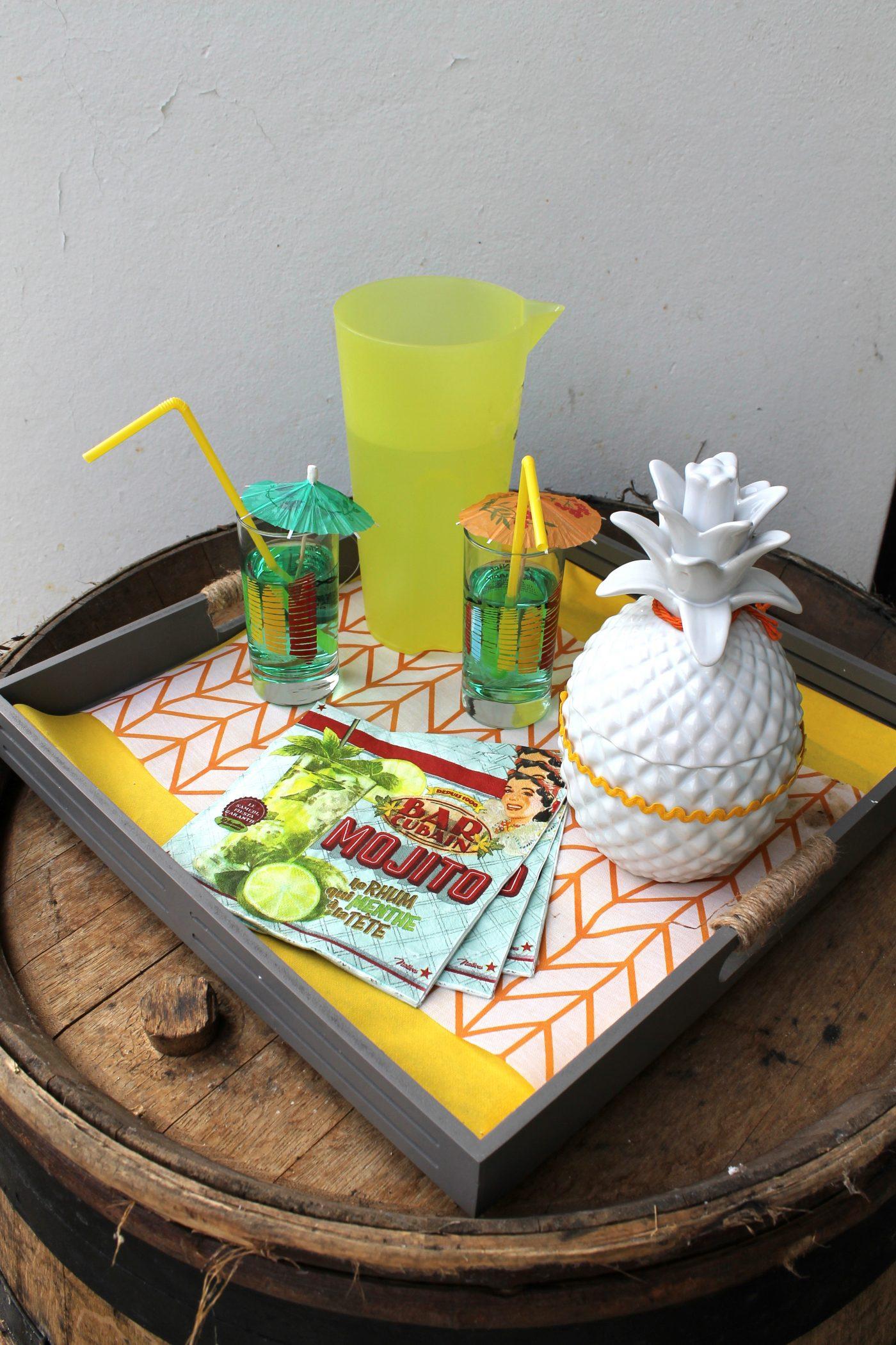 J'ai testé pour vous et détourné l'ananas de table