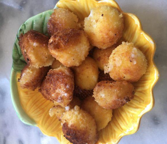 Mozzarella panée pour l apéro