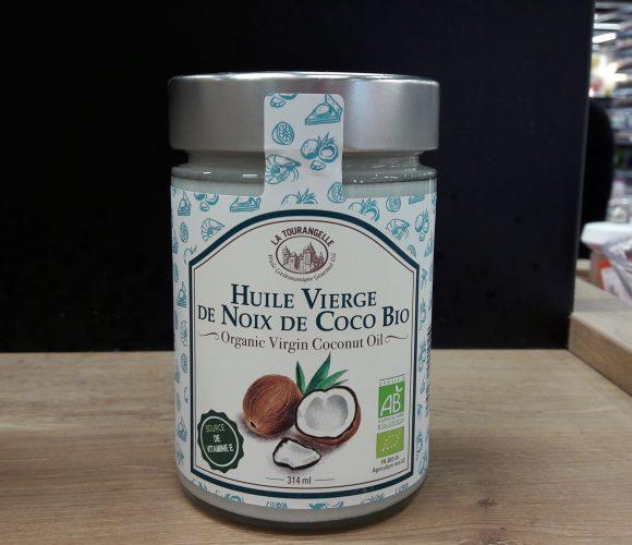 J'ai testé pour vous l'huile vierge de noix de coco bio La Tourangelle