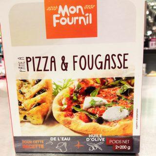 J'ai testé pour vous la préparation pâte à pizza & fougasse de MON FOURNIL