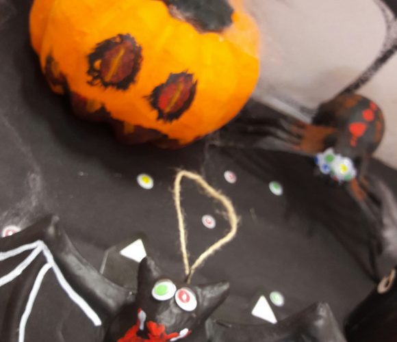 Mes figurines d'Halloween qui font trop peur ! Bouuuuuuh !