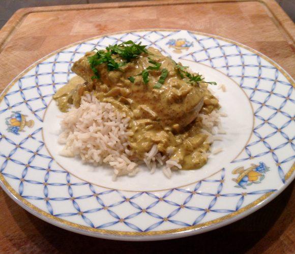 J'ai testé pour vous … La Pâte de Curry Doux «KORMA»
