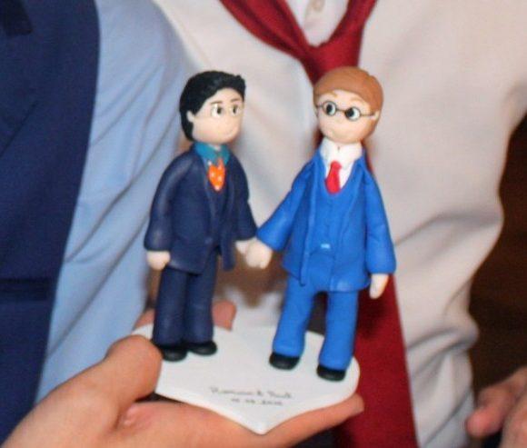 FINALISATION DU MARIAGE PERSONNAGE (FIMO)