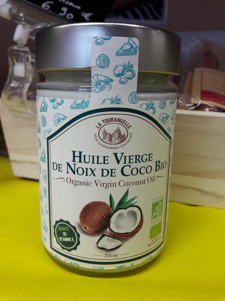 Magasin Cuisine Tours : J ai testé pour vous huile vierge de noix coco bio quot la