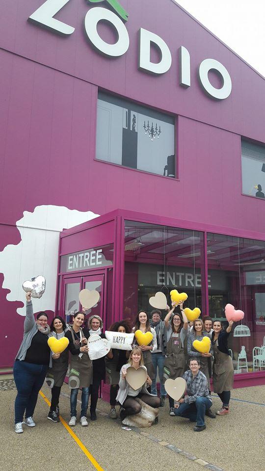 Happy 5ème anniversaire la maison rose Avignonnaise !