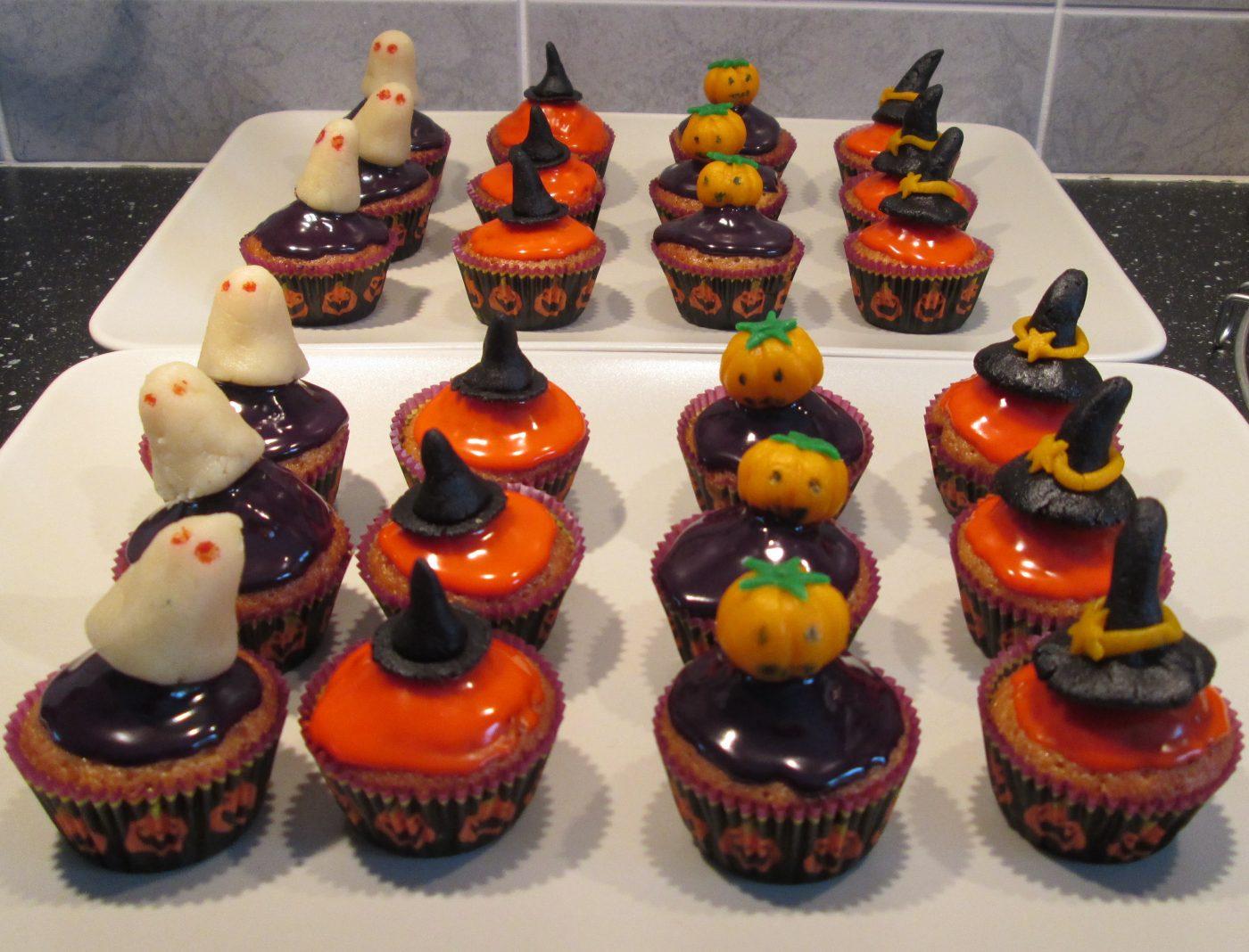 Préparation d'Halloween