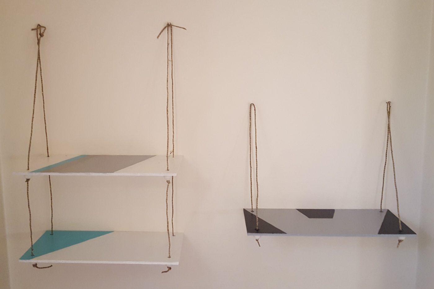créez votre propre étagère suspendue (blog zôdio)