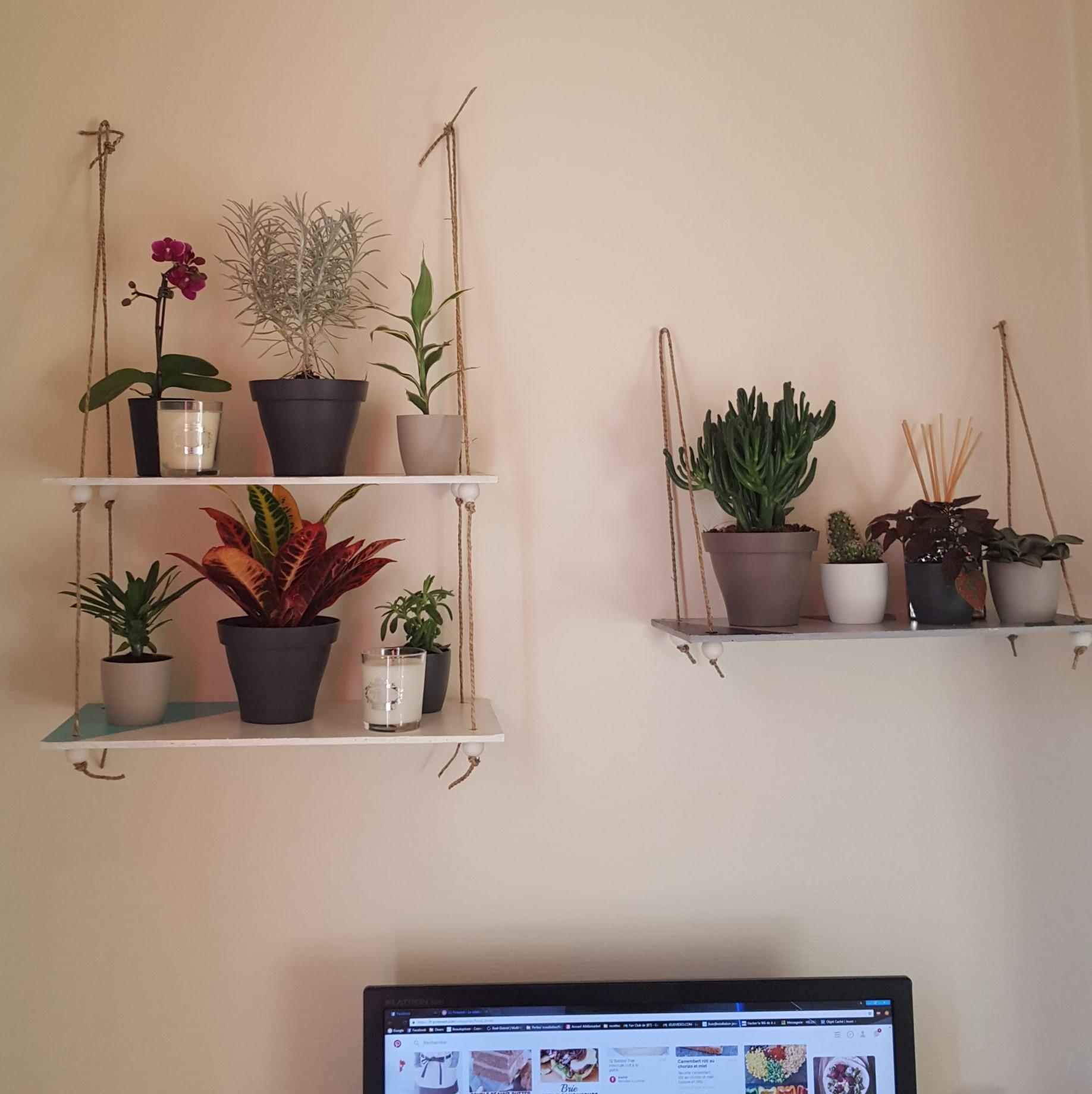 cr ez votre propre tag re suspendue blog z dio. Black Bedroom Furniture Sets. Home Design Ideas
