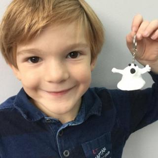 Arthur 6 ans teste pour nous le kit Patarev' chevaliers