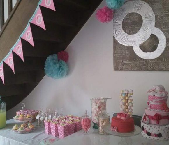 Ma baby shower