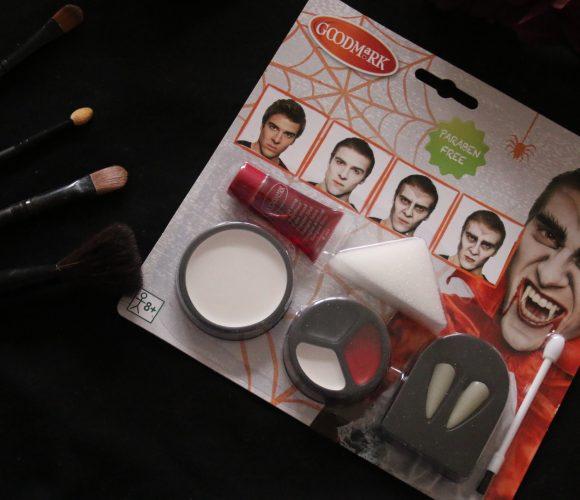 Un maquillage d'Halloween avec Zôdio !