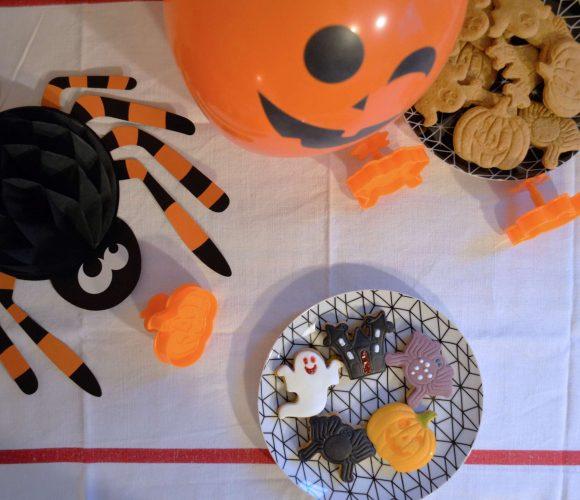 Biscuit d'Halloween – Emporte-pièces Scrapcooking