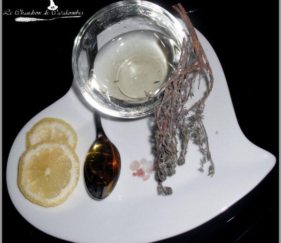 Potion contre le Rhume