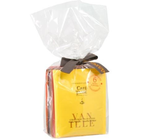J'ai testé pour vous l'assortiment de chocolat en poudre Café-Tasse