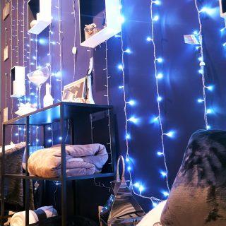 Pour Noël la chambre sera Sidéral !