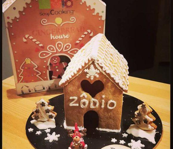 J'ai testé pour vous le kit «gingerbread house» de Scrapcooking