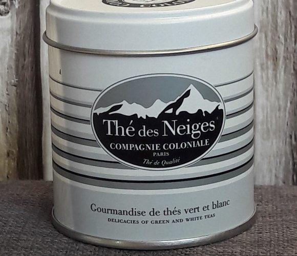 J'ai testé pour vous le thé des neiges de Compagnie Coloniale