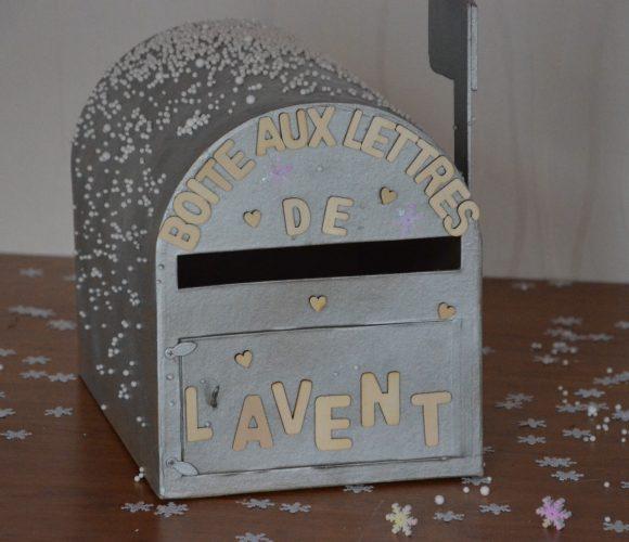 Boîte aux lettres de l'Avent