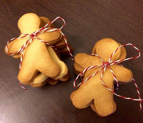 Les petits biscuits de Noël