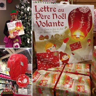 Lettre Au Pere Noel Volante.J Ai Choisi Pour Mon Fils La Lettre Au Pere Noel Volante De