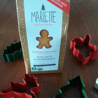 J'ai testé pour vous la préparation Gingerman Bio de Marlette