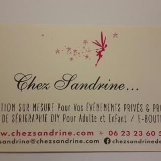"""""""Chez Sandrine"""" chez Zôdio  Bordeaux"""