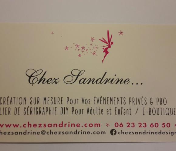 «Chez Sandrine» chez Zôdio  Bordeaux