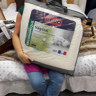 J'ai choisi pour ma maman, l'oreiller ergonomique à mémoire de forme