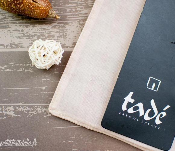 J'ai testé pour vous le gant de soie de la marque Tadé