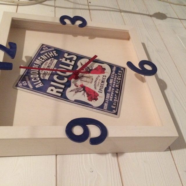 Horloge de bar ou cuisine blog z dio for Deco cuisine zodio
