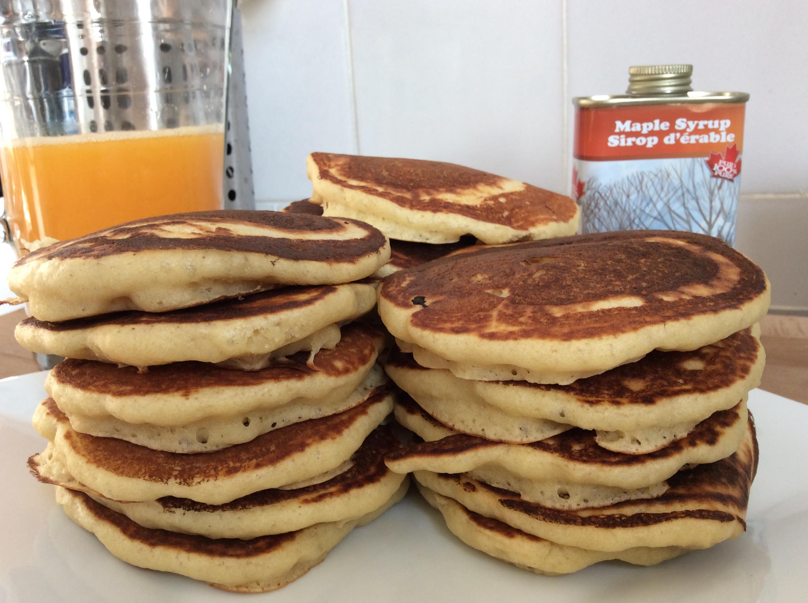 Pancakes us blog z dio - Zodio chambourcy atelier cuisine ...
