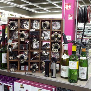 Plein d'idées cadeaux pour les amateurs de vin...!!!