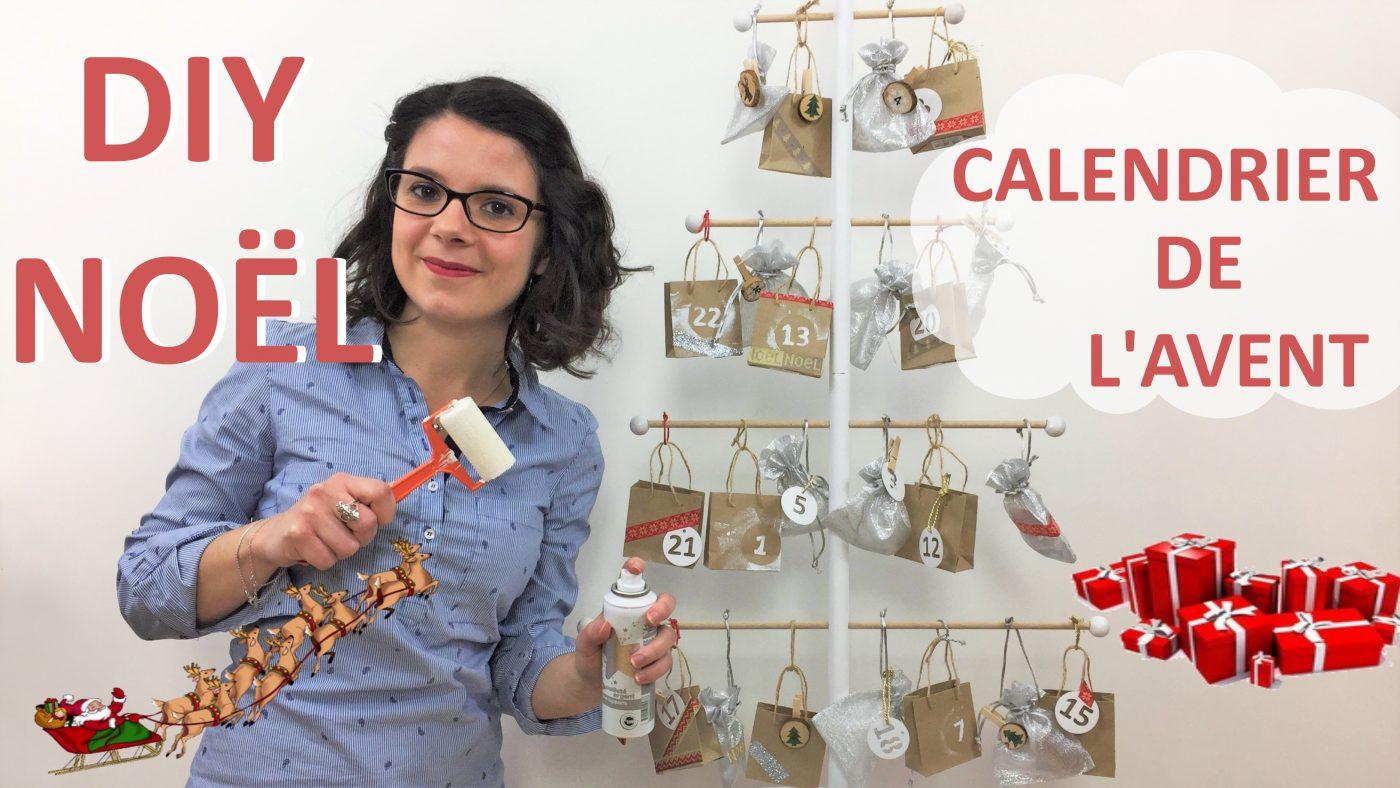 DIY Noël Calendrier de l'avent