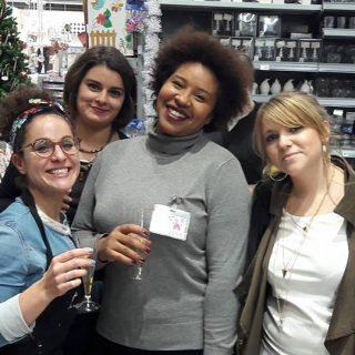 La soirée de Noël Zôdio avec nos blogueurs !