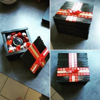 Cadeaux des maitresses pour Noël 2016