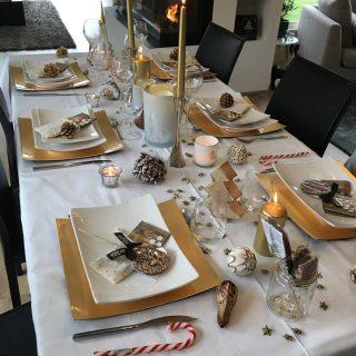 Ma table de Noël