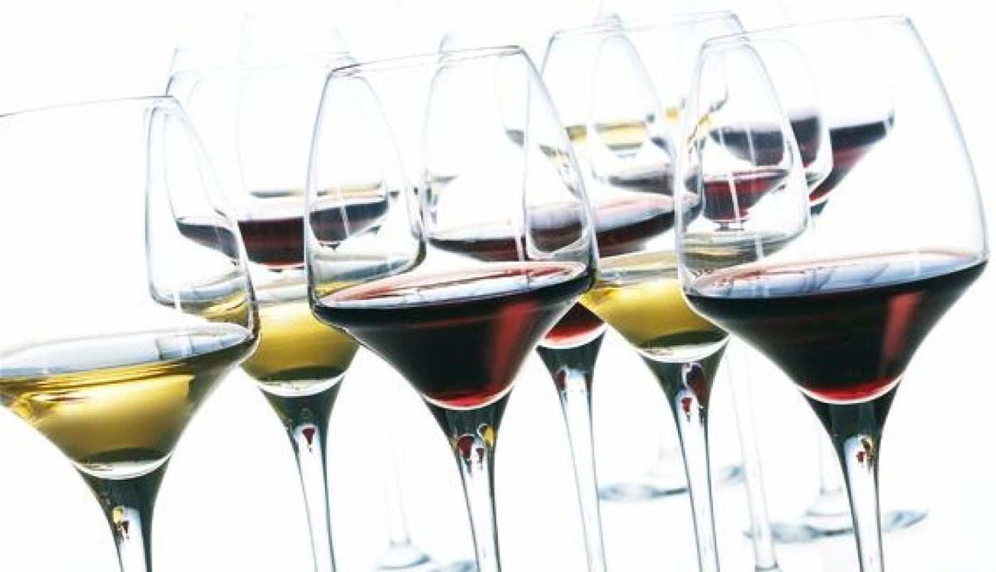 Les verres à Dégustation