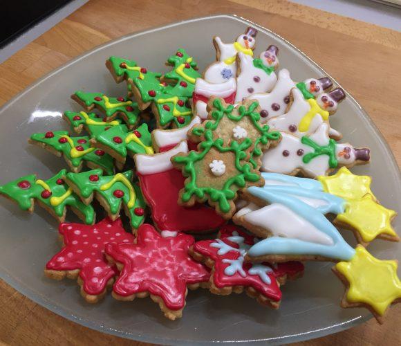Je déclare la saison des biscuits de Noël officiellement ouverte !